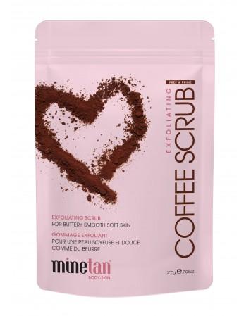 MineTan Coffee Srcub - Peeling Kawowy 200g