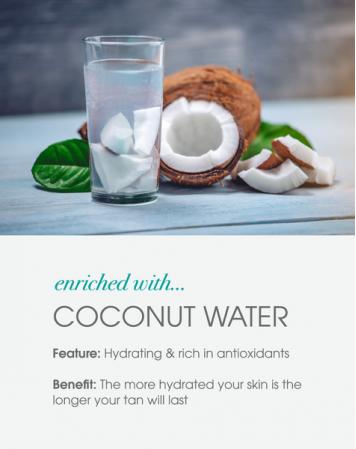 MineTan Coconut Water - Kokosowa Mgiełka Samoopalająca do Twarzy 100 ml