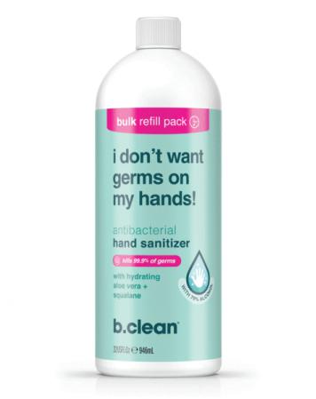 Żel do dezynfekcji rąk 946 ml - i don't want germs on my hands