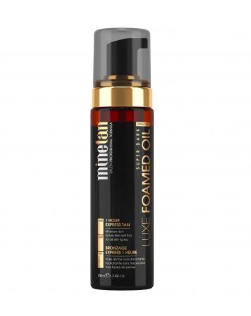 MineTan Luxe Oil - Pianka Samoopalająca 200 ml