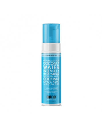 MineTan Coconut Water - Pianka Samoopalająca 200 ml